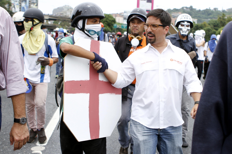 Freddy Guevara VIOLENTO