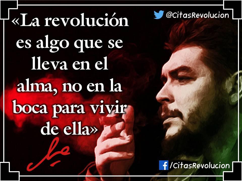 Foto: @CitasRevolucion