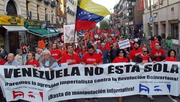 Apoyo a Venezuela1