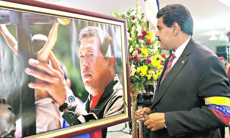 Nicolas-Maduro-presidente-encargado-Venezuela_CLAIMA20130310_0070_14