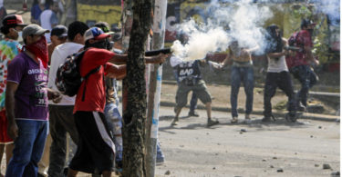 ProtestasenNicaragua