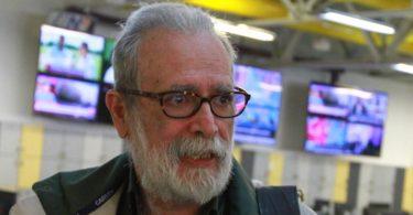 Alberto Hernandez Montoya. Foto: Miguel Acurero. UN
