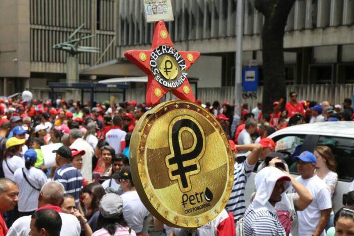 Petro 1 Mayo