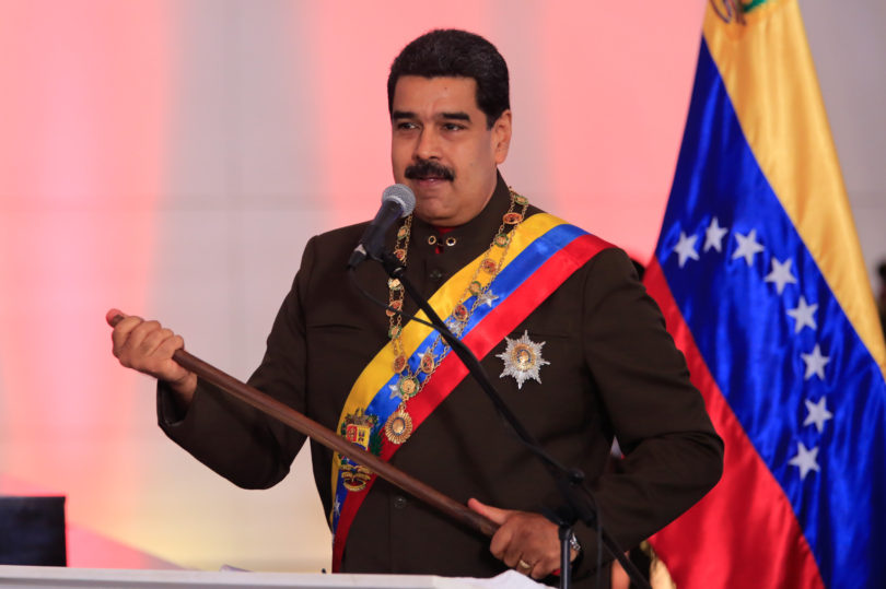 Nicolás Maduro ha sido víctima del odio criminal