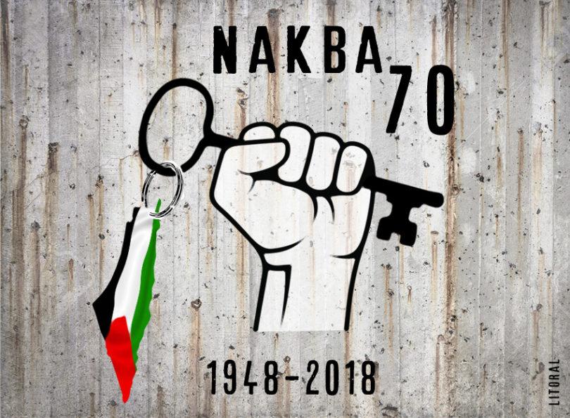 Fuego sobre Palestina