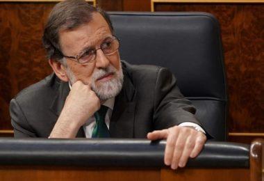 Madrid   31 05 18  Pleno en el Congreso de los Diputados  Mocion de Censura  MaRiano Rajoy  FOTO  JOSE LUIS ROCA