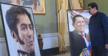 MADURO_BOLIVAR_CHAVEZ_CUADROS_AN