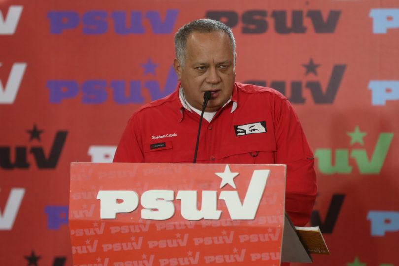 PSUV-Diosdado Cabello
