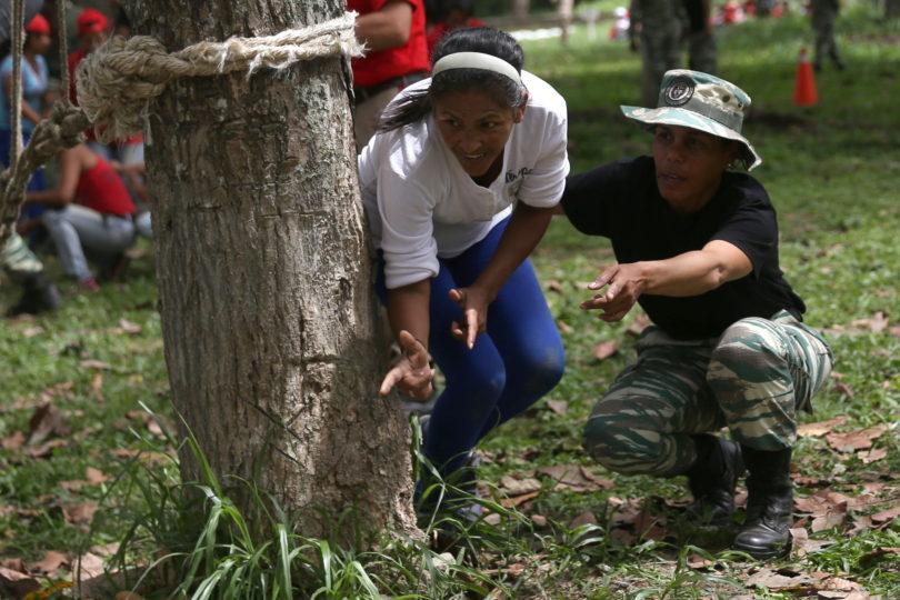 ENTRENAMIENTO MILITAR VENEZUELA (1)