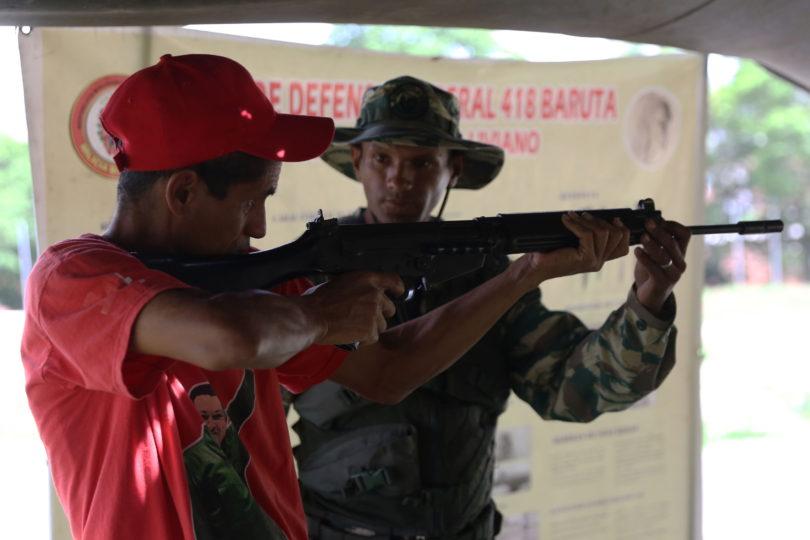 ENTRENAMIENTO MILITAR VENEZUELA (5)