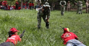 ENTRENAMIENTO MILITAR VENEZUELA (6)