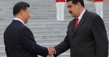 P6-VENEZUELA CHINA