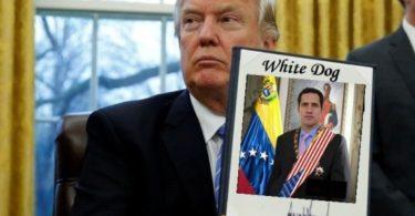 Trump-Guaidó
