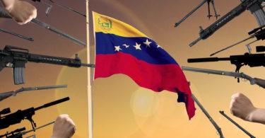 Collage-Venezuela-War