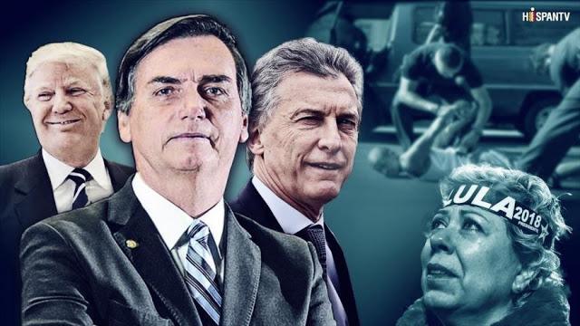 La hipocresía de los presidentes latinoamericanos aliados a Trump