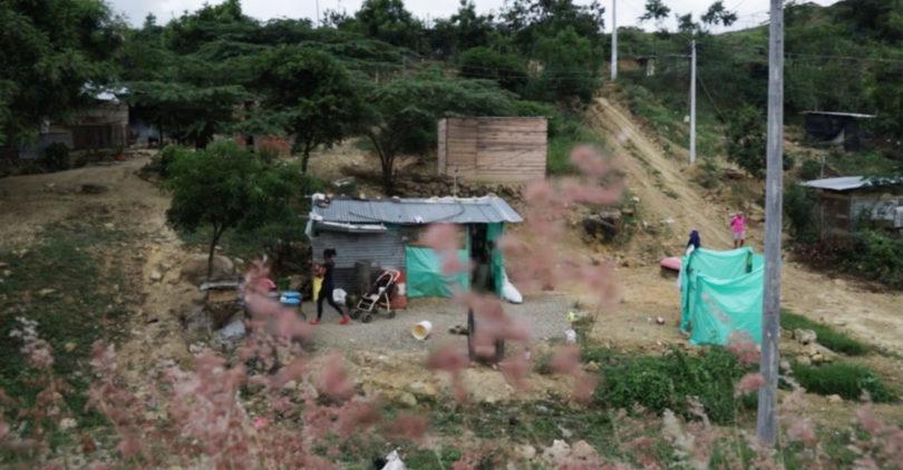 Pobreza en Cúcuta.