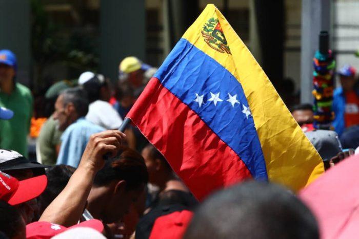 Galeria Pueblo Chavista 23032019.Venezuela Caracas marcha 2