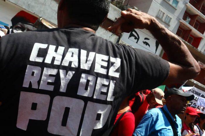 Galeria Pueblo Chavista 23032019.Venezuela Caracas marcha 5