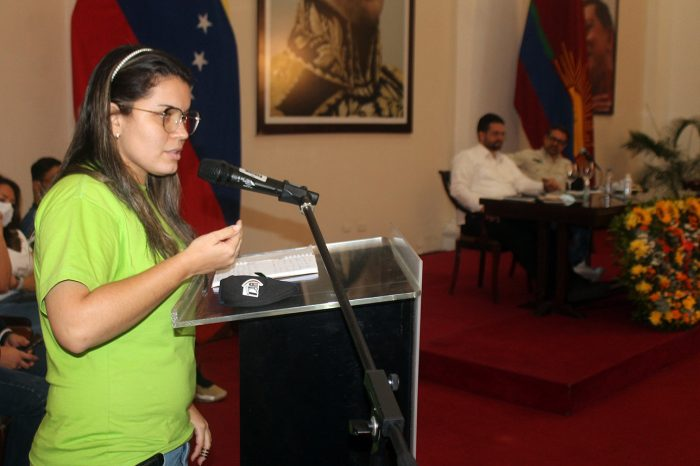 7 Jessica Bello Presidenta FCU UC