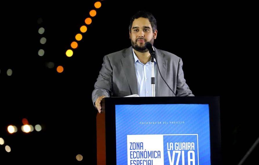 Candidatos del PSUV presentaron proyecto de ley especial para Zona Económica  en la Guaira   CuatroF