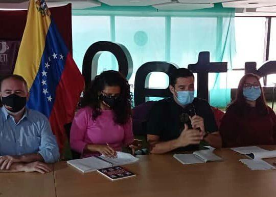 Movimiento de Comunicadores Internacionales por la verdad de Venezuela